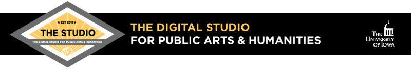 Digital Studio for Public Arts & Humanities logo