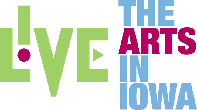 Iowa Arts Council logo