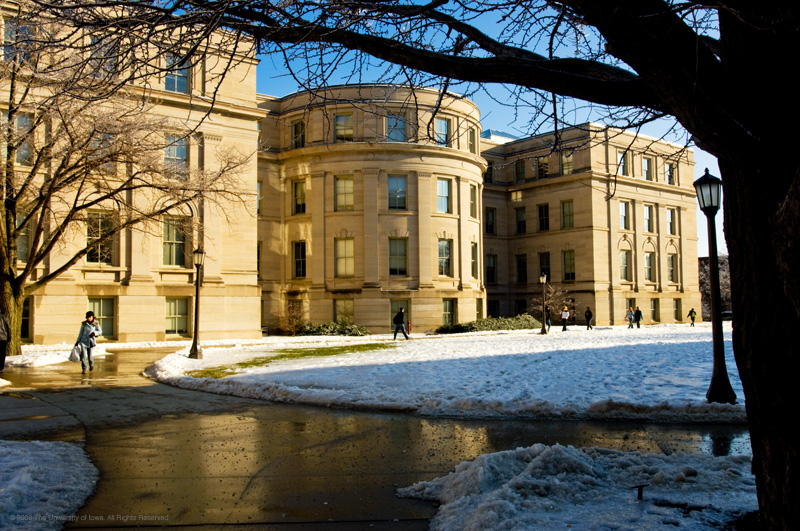 University of Iowa Schaeffer Hall