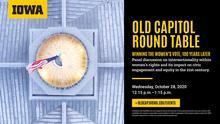 Old Capitol Round Table: Winning the Women's Vote, 100 Years Later promotional image