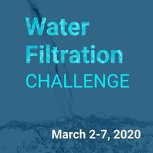 Water Filtration Challenge: Kick-Off promotional image