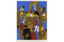 Dive in with the Stanley: Jacob Lawrence promotional image