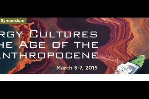 Anthropocene banner