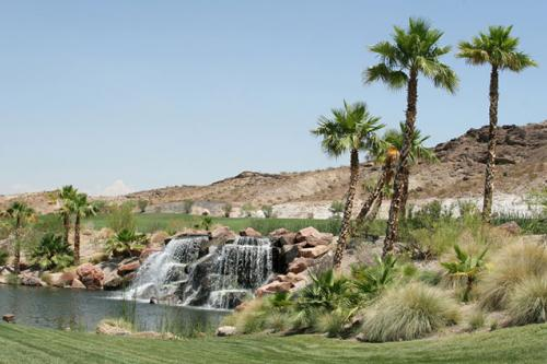 waterfall-desert