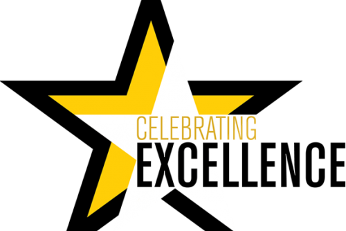 Celebrating Excellence Poster