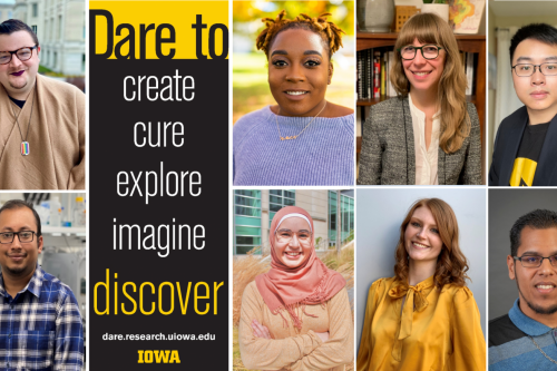 Dare to Discover researchers