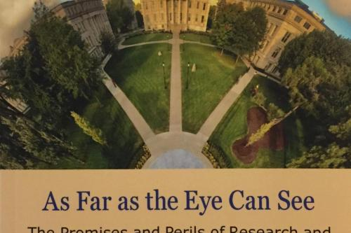 As Far as the Eye Can See book cover