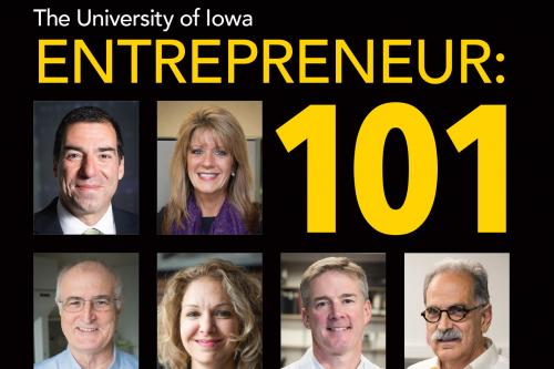 UI Entrepreneur 101 Magazine Cover